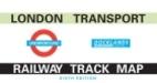London Transport Railway Track Map by John…