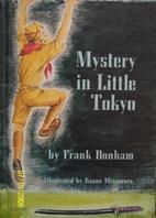 Mystery in Little Tokyo by Frank Bonham