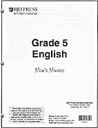 English 5 Mom's Minutes