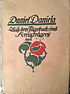 Daniel Daniela : Aus dem Tagebuch eines…