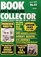 Book and Magazine Collector June 1989 - No.…