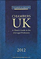 Chambers UK 2012 by Chambers & Partners