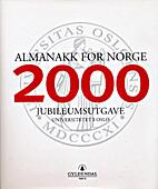 Almanakk for Norge 2000 : Jubileumsutgave