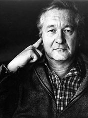 Author photo. William Styron