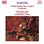 Bartók: Sonata for Solo Violin, Sz…
