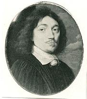 Author photo. John Gauden, 1655. Wikimedia Commons. Public domain.