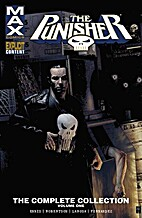 Punisher MAX: The Complete Collection Vol. 1…