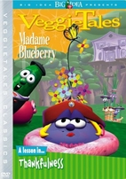 Madame Blueberry by Tim Hodge