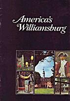 America's Williamsburg