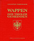Wappen der Tiroler Gemeinden by Werner…