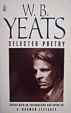 W. B. Yeats: Selected Poetry by William…