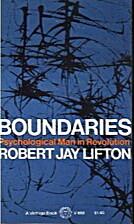 Boundaries by Robert Jay Lifton