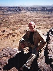 Author photo. Yemen