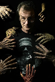 Author photo. Bernie Wrightson.