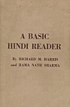 A Basic Hindi Reader by Richard Harris