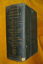 Modern marine engineer's manual by Alan…