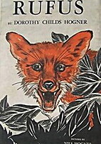 Rufus by Dorothy Childs Hogner