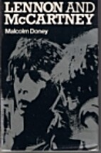 Lennon and McCartney by Malcolm Doney