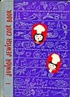 Junior Jewish Cookbook by Aunt Fanny