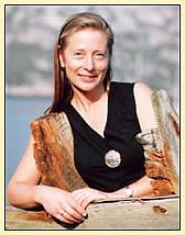 Author photo. Marie Christine Ridgway
