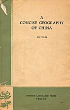 A concise geography of China by Yu-ti Jen
