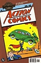 Action Comics # 1 by Jerry Siegel
