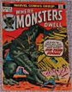 Where Monsters Dwell - May, 1973 by Comics