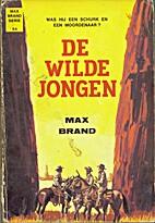 The Streak by Max Brand