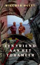 Een vriend aan het Tobameer by Wiecher Hulst
