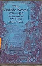 The Gothic novel, 1790-1830 : plot summaries…