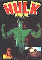 Hulk Annual 1981 by David Lloyd