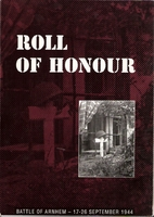 Roll of honour: battle of Arnhem 17-26…