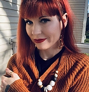 Author photo. Casey Renee Kiser 2019