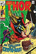 Thor # 174 by Stan Lee