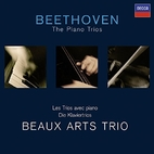 Beethoven: The Piano Trios [CD] by Ludwig…