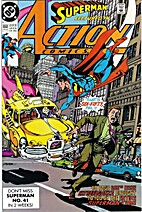 Action Comics # 650 by Roger Stern