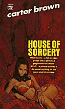 House of sorcery (The Carter Brown mystery…