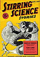 STIRRING SCIENCE STORIES APRIL 1941 VOLUME I…