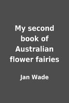 My second book of Australian flower fairies…