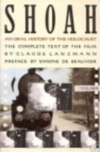 Shoah by Claude Lanzmann