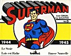 Superman, tome 5 : 1944-1945 by Joe Shuster