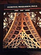 Algorithms, Programming, Pascal by Barbara…