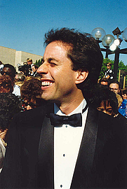 Author photo. Jerry Seinfeld (1954-    )