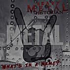Heavy Metal Historian # 3