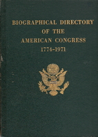 Biographical directory of the American…