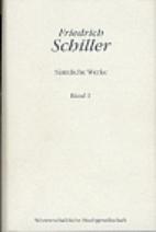 Sämtliche Werke - Bd. 1 - Gedichte, Dramen…