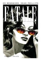 Fatale #20 by Ed Brubaker