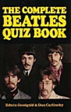 Complete Beatles Quiz Book by Edwin Goodgold