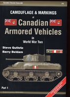 Camouflage & Markings of Canadian Armored…