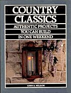 Country Classics: Authentic Projects You Can…